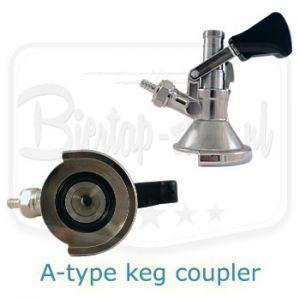 a-type keg coupler