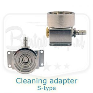 Cleaning adapter S-type