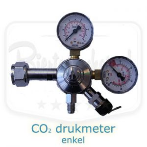 Enkele CO2 meter Oxyturbo