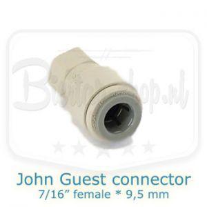 John Guest 7/16*9.5mm