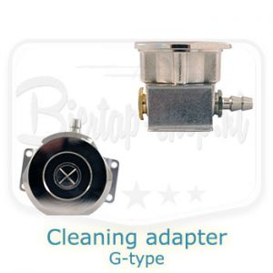 Cleaning adapter G-type