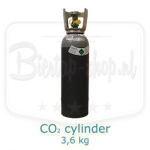 3.6kg CO2 cylinder