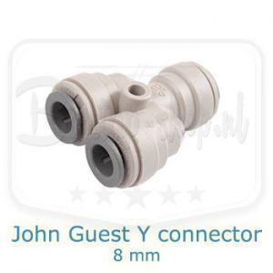 John Guest Y connector 8mm