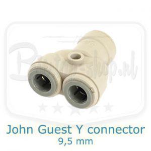 John Guest Y connector