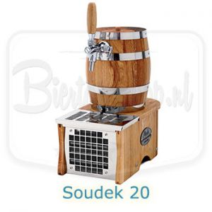 Lindr Soudek 20 luxurious drycooler oakwood