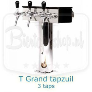Lindr T-grand tapzuil 3 taps tapzuil