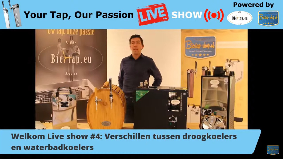 Your Tap, Our Passion Live Show #4