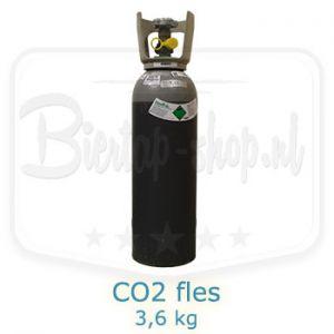 CO2 fles 3,6 kg