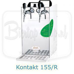 Lindr Kontakt 155/R biertap droogkoeler met ingebouwde CO2 meter