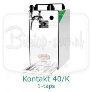 Lindr Kontakt 40/K 1-taps droogkoeler biertap