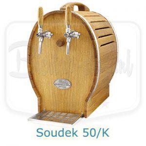 Lindr Soudek 50/K droogkoeler met ingebouwde compressor