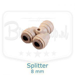 John Guest splitter 8 mm