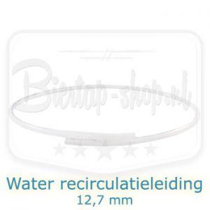Water recirculatieslang 12,7 mm buitendiameter
